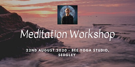 Full Day Meditation Workshop tickets