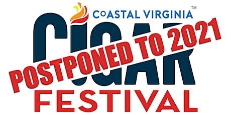 Coastal Virginia Cigar Festival 2021 tickets