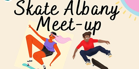 Skate Albany Meet-up tickets