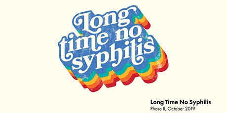Long Time No Syphilis training course round 1 tickets