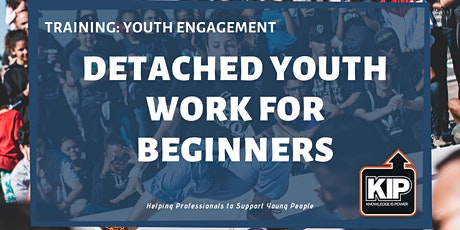Webinar: Detached Youth Work for Beginners tickets