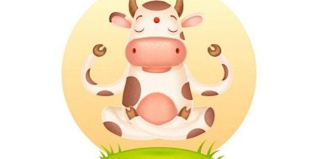 Cow Yoga tickets