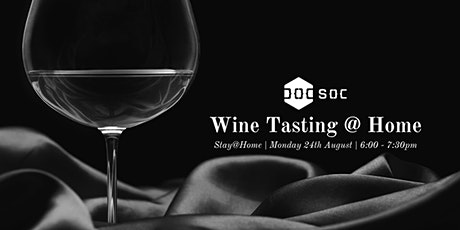 DoCSoc Does Wine Tasting (at Home!) tickets
