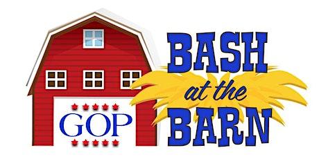 GOP Bash at the Barn tickets