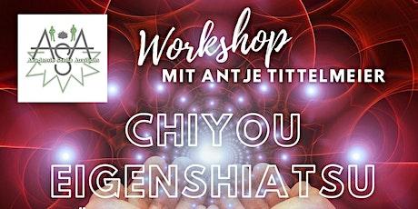 ChiYou EigenShiatsu - für mehr Beweglichkeit & Entspannung im Alltag Tickets