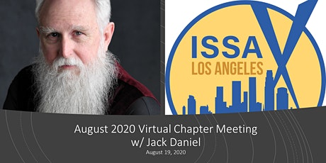 ISSA-LA August Virtual Chapter Meeting tickets