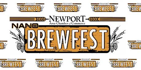 7th Annual Newport Nano Brewfest tickets