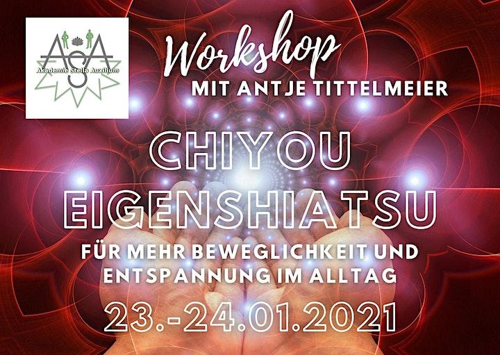 ChiYou EigenShiatsu - für mehr Beweglichkeit & Entspannung im Alltag: Bild