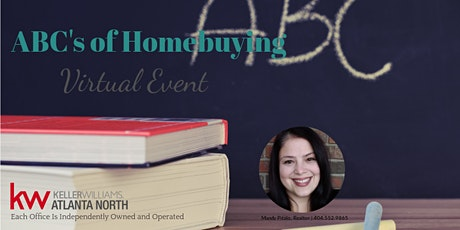 ABC's of Homebuying - Virtual Event tickets