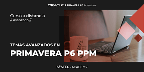 Curso Avanzado de Primavera P6 Professional Project Management (PPM) boletos