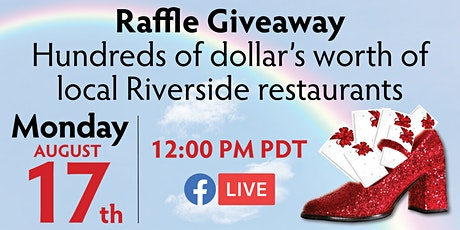 RMCCF Free Raffle Giveaway Kick-Off Celebration on FB LIVE tickets