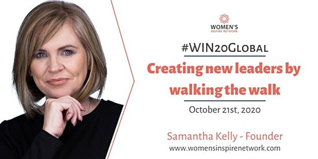 Women in Business - Creating new leaders by walking the walk tickets