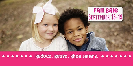 Rhea Lana's of Greater Little Rock  AMAZING Fall Family Shopping Event! tickets