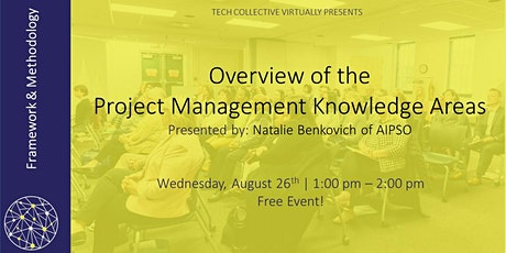 Overview of the Project Management Knowledge Areas tickets