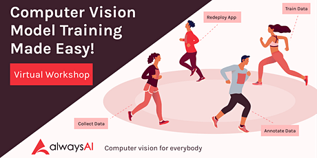 Computer Vision Model Training Made Easy! tickets