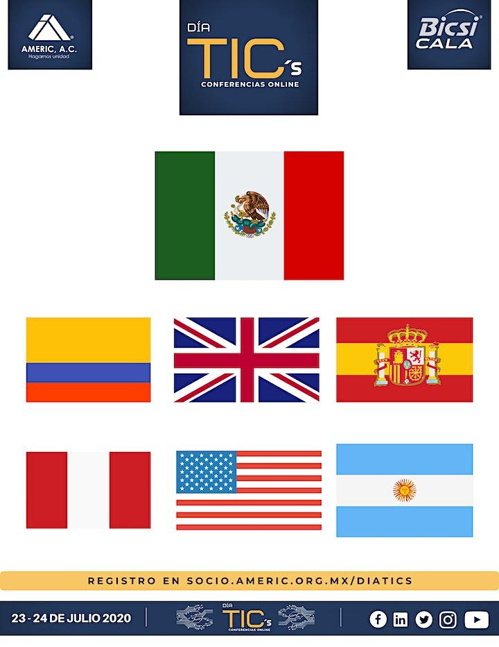 Imagen de DÍA  TIC´s AMERIC - BICSI Cala