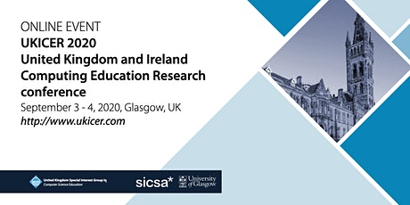 United Kingdom and Ireland Computing Education Research (UKICER) conference tickets