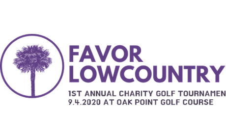 FAVOR Lowcountry 1st Annual Charity Golf Tournament tickets