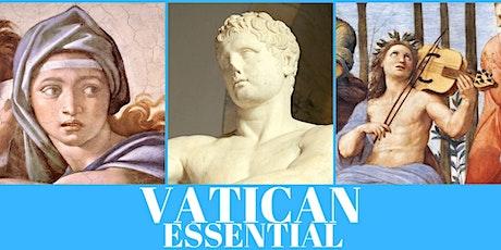 Vatican Essential Tour Visita Serale biglietti