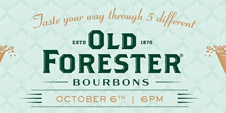 Old Forester Bourbon Tasting Dinner and Experience at Heaton's Vero Beach! tickets