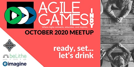 Agile Games Indy   REMOTE October Meetup tickets