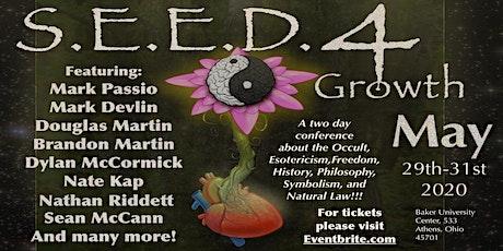 S.E.E.D. 4 Conference tickets