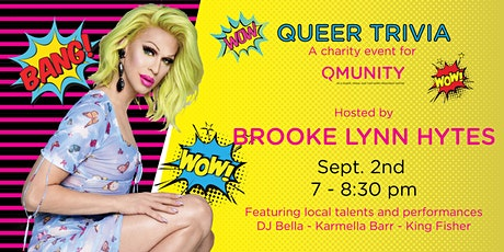 Queer Trivia with Brooke Lynn Hytes tickets