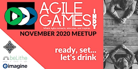Agile Games Indy   REMOTE November  Meetup tickets