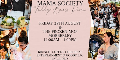 MAMA SOCIETY TEDDY BEARS PICNIC CHESHIRE tickets