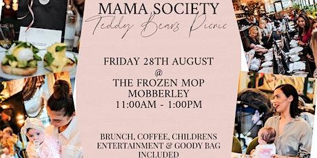 MAMA SOCIETY TEDDY BEARS PICNIC CHESHIRE tickets