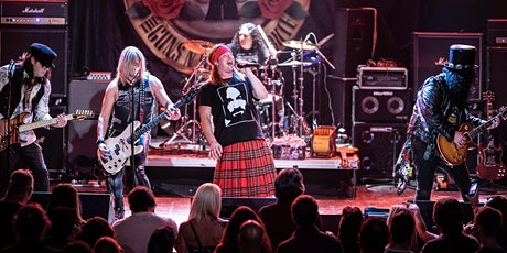 Nightrain - The Guns & Roses Tribute Experience tickets