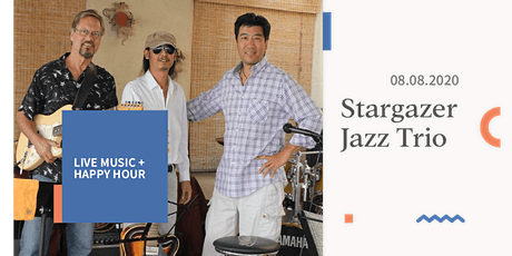 Saturday Happy Hour: Live Music & Food Trucks  ft. Stargazer Jazz Trio tickets