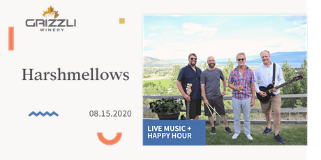 Saturday Happy Hour: Live Music & Food Trucks  ft. Harshmellows tickets