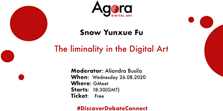 The liminality in the Digital Art. tickets
