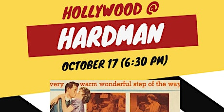 Hollywood at Hardman tickets