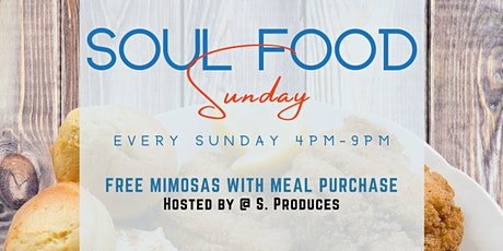 Soul Food Day Party tickets