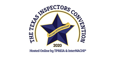 2020 Texas Inspectors Convention tickets