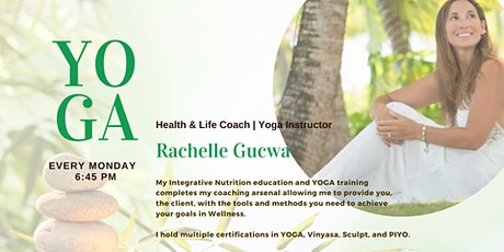 Candlelight Yoga | Live with Rachelle Gucwa tickets