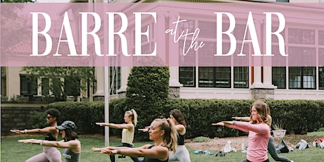 Barre at the Bar - with AFWA GR and Barre Code GR tickets
