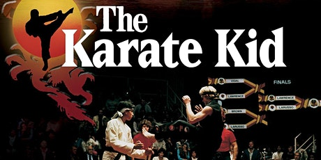 Drive-in Movie Karate Kid 1984 tickets