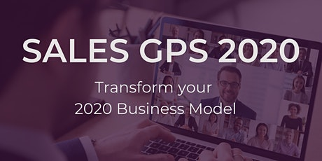 MDM Sales GPS  Network Plus Sales GPS Conference 2020 tickets