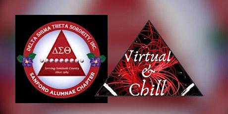 Virtual & Chill tickets