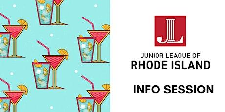 Junior League of Rhode Island Recruitment & Social tickets