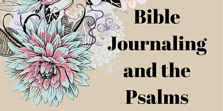 Bible Journaling The Psalms tickets