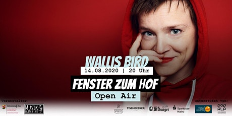 Fenster zum Hof (Open Air) - Wallis Bird Tickets