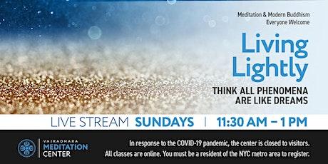 Sunday Live Stream 08/16/2020 tickets
