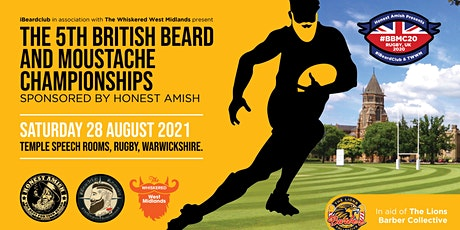 The 5th British Beard and Moustache Championships tickets