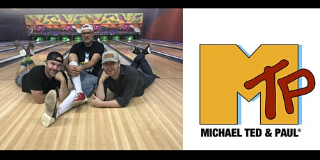 Michael, Ted & Paul - LIVE OUTDOOR CONCERT @ Great River Bowl/Partners Pub tickets
