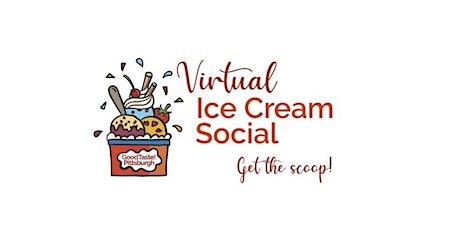 Virtual Ice Cream Social tickets