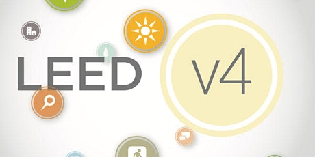 Introduction to LEED v4 & v4.1 tickets